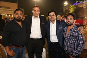 Team Manthan Celebrates New Year Party 2021