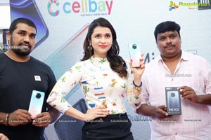 Xiaomi Mi 10i New Mobile Launch by Mannara Chopra at Cellbay