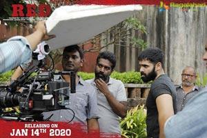 Red Movie Behind the Scenes