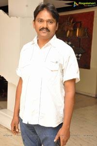 Aakasamlo Sagam Press Meet