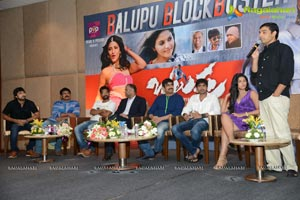 Balupu Success Meet