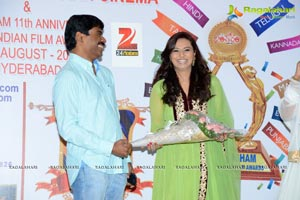Santosham 11th Anniversary Logo Launch