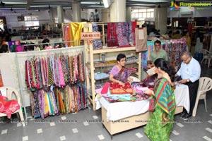 Aakruthi Vastra Exhibition