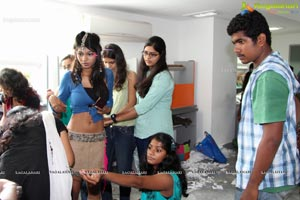 Hamstech Recycle Regalia and Miraculous Workshop