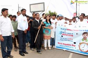 Hepatitis Awareness Run Hyderabad