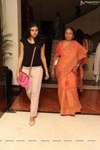 Kamini Saraf Fashion Yatra Exhibition