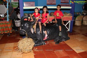 Mom Kiddos Club Treasure Hunt at Village