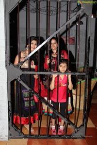Mom Kiddos Club Treasure Hunt at Village