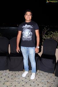 Nikhil Bachelor Party at Marriott