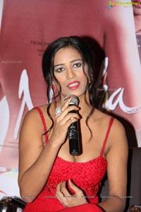 Poonam Pandey Nasha Promotion in Hyderabad