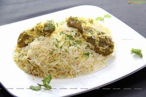 Hyderabadi Biryani Varieties