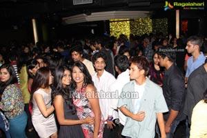 Kismet Pub, Hyderabad - July 24 2013