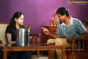 Yamini Chandrasekhar Working Stills