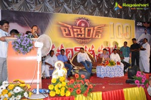 Legend 100 Days Celebrations