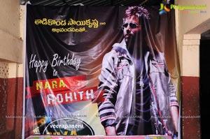 Nara Rohit Birthday