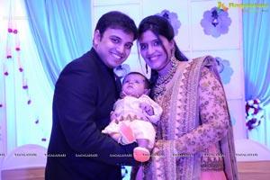 Hridhaan Tayal Cradle Ceremony