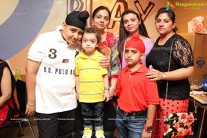 Jujhar Singh Birthday Party