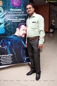 Salman Kick
