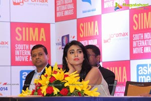 SIIMA 2014 Press Meet