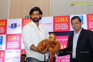SIIMA 2014 Press Meet