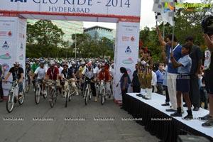 TAF CEO Ride 2014