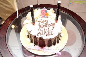 Yukti 2nd Birthday Party