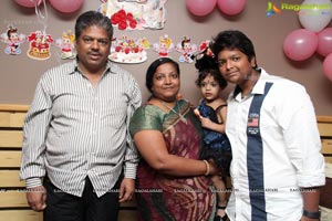 Yukti 2nd Birthday Party