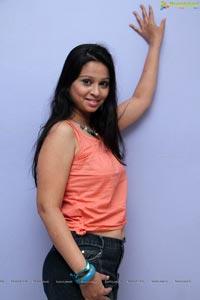 Telugu Model Alisha Bri