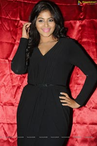 Anjali in Black Dress