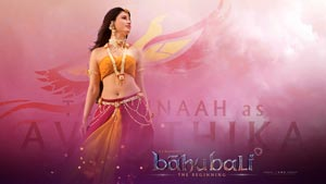 Baahubali Character Wallpapers