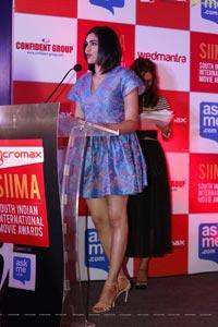 Adah Sharma SIIMA