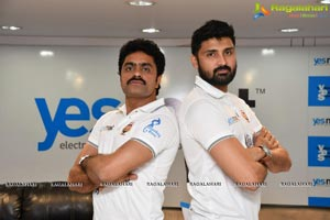 Famous Premier League Telugu Thunders