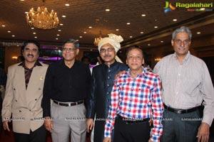 TRS MLC Farooq Hussain