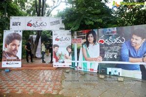 Darsakudu Pre-Release Event