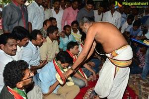 Fidaa Team Dwaraka Tirumala Temple