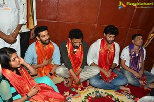 Fidaa Team Maddi Anjaneya Swamy Temple