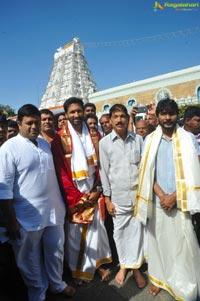 Gautham Nanda Team Tirumala