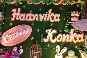 Haanvika Konka Birthday