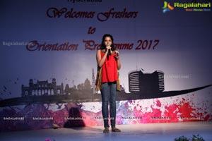 NIFT Orientation Programme 2017