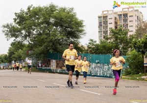 Rain Tree Park Run 2017