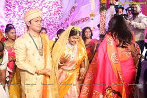 Shyam Prasad Reddy Daughter Maithri Wedding