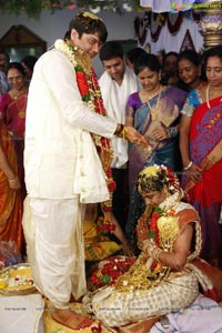 Sumanth Sirisha Wedding