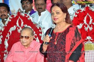 Superstar Krishna at 75 Book Launch