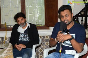 Uday With Trivikram Srinivas