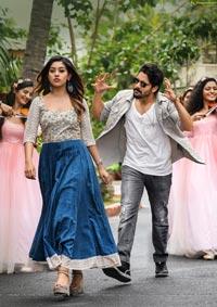 Sailaja Reddy Alludu Telugu Cinema Stills