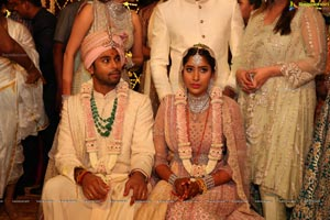 Exclusive - Anindith Reddy-Shriya Bhupal Wedding Photos