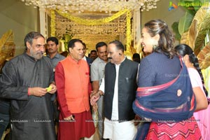 Anindith Reddy Pelli Koduku Ceremony