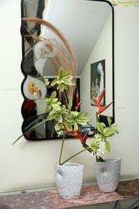 Horen Sharda Reddy Ikebana