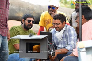 Telugu Cinema RX 100 Working Stills