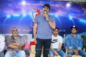 Celebrity Cricket Carnival Press Meet